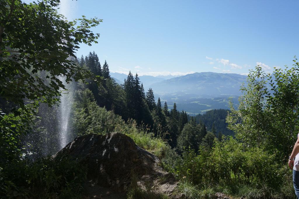 Wilder Kaiser Schleierwasserfall