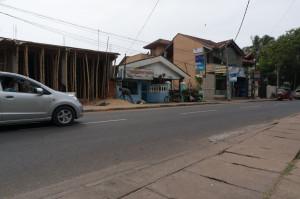 Negombo Beachside Street