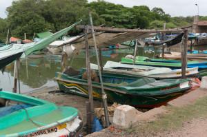 Negombo Hafen