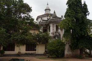 Kloster Bibliothek Negombo
