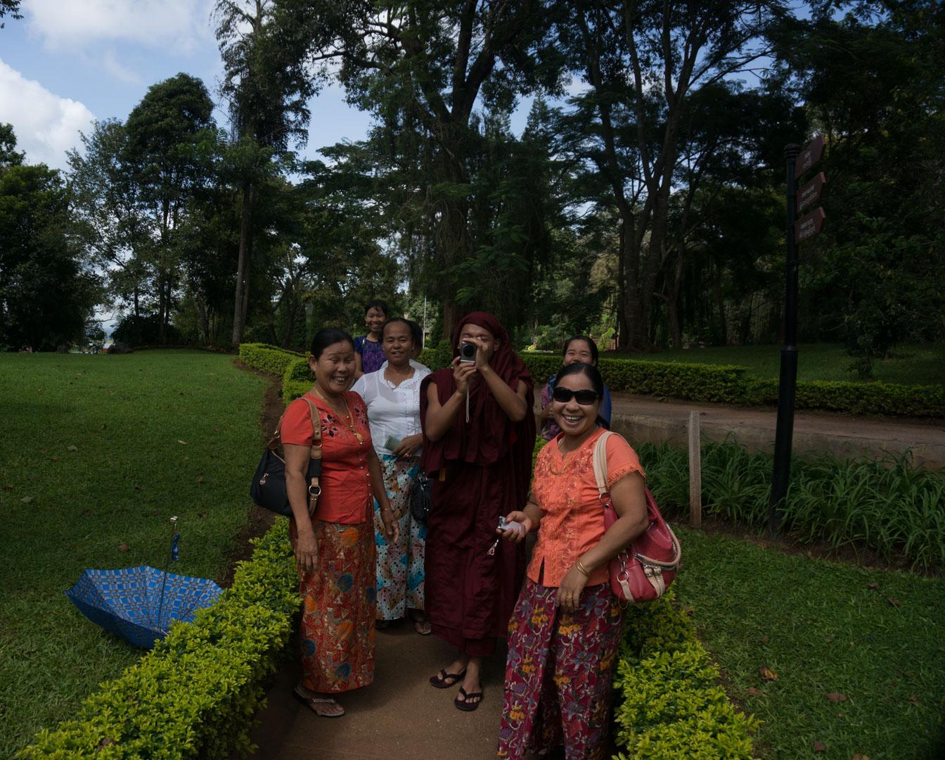 Pyin OO Lwin Botanischer Garten