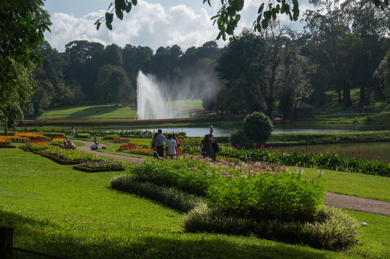 Lyin OO Pwin Botanischer Garten