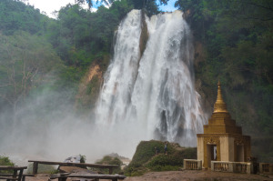 Wasserfall Pyin OO Lwin