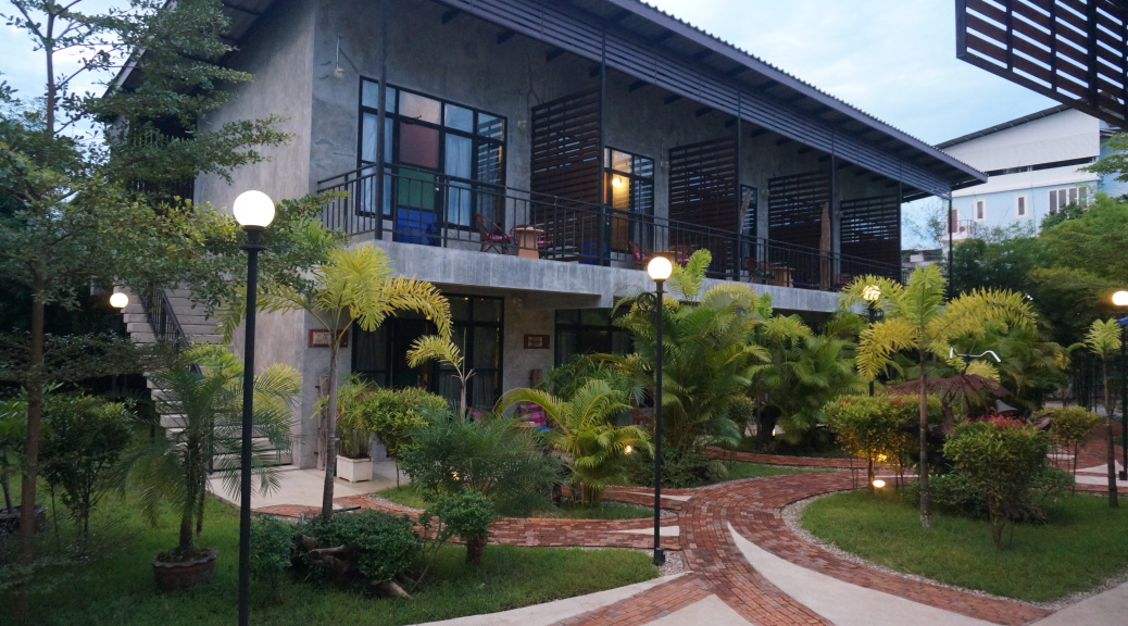 Mae Sot Picture Guesthouse