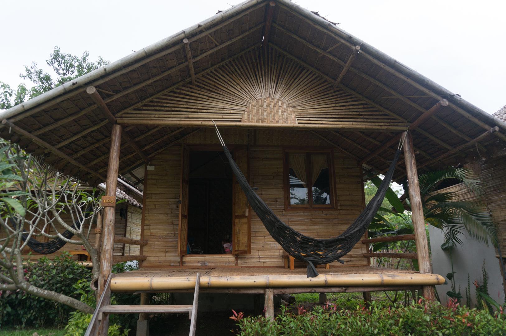 Bambus Hütte Pai (Pai Countryside Hut)