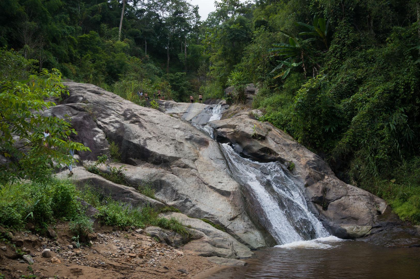 Pai Wasserfall