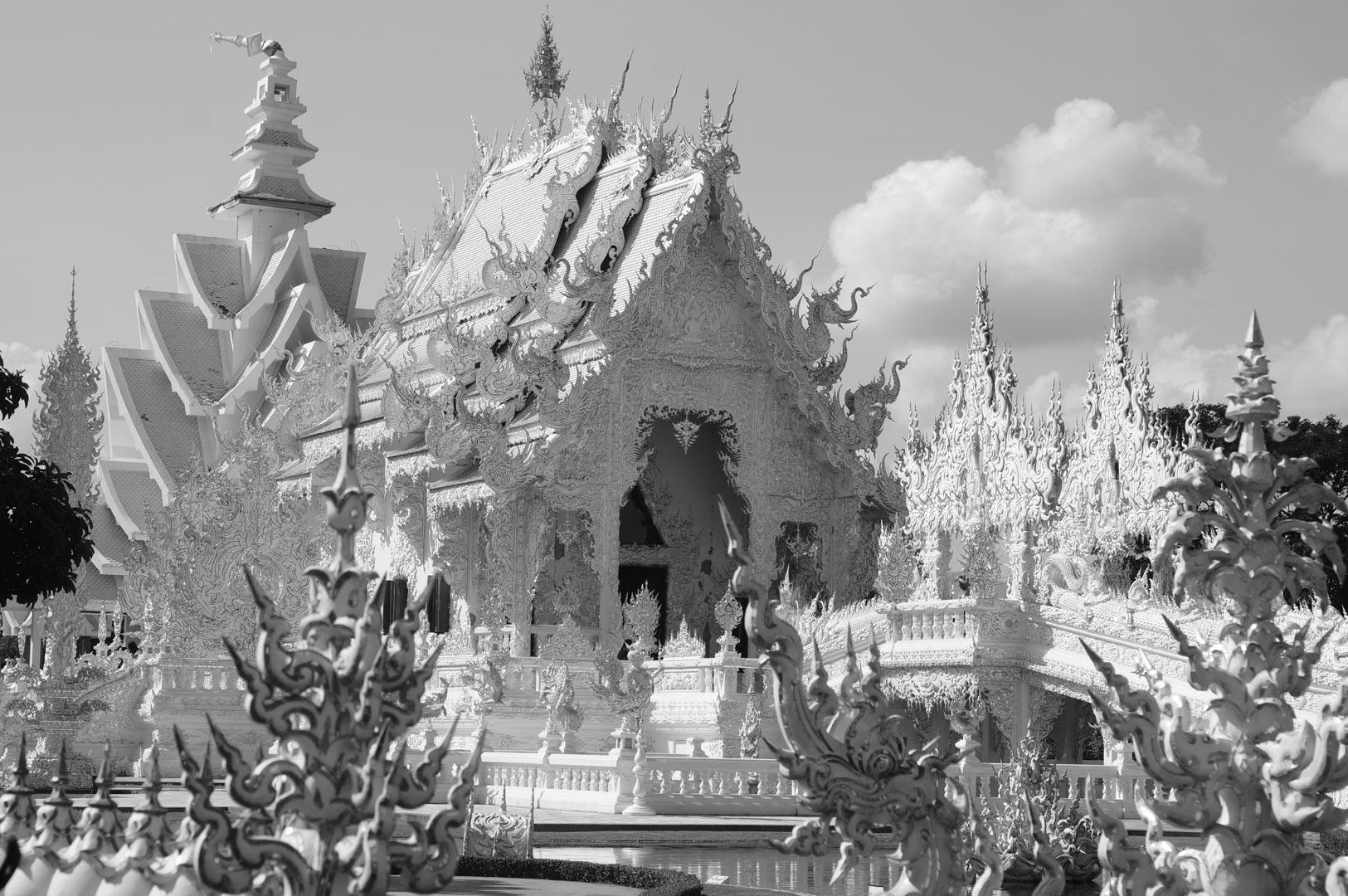 White Tempel Chiang Rai