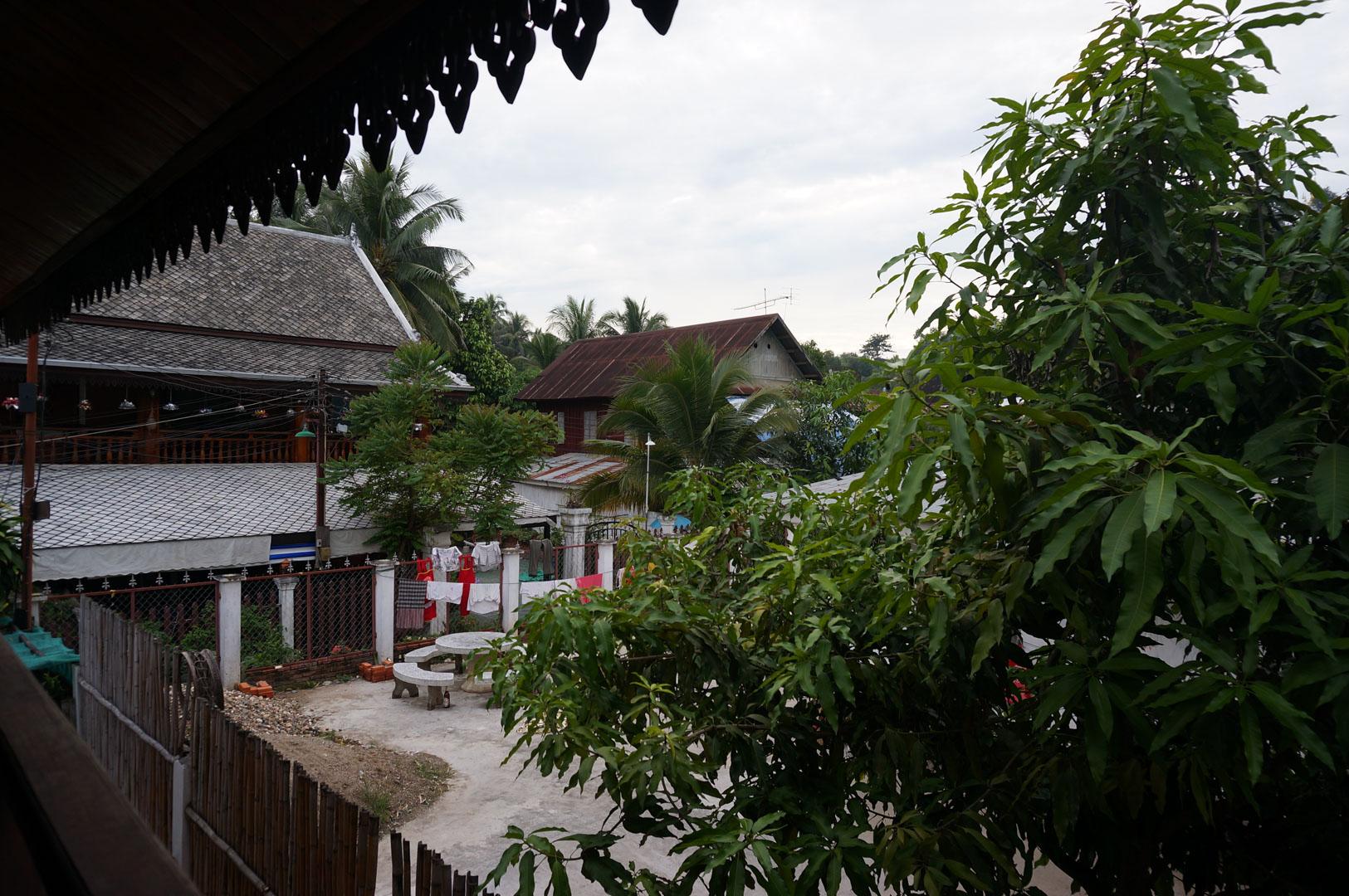 Grünes Luang Prabang