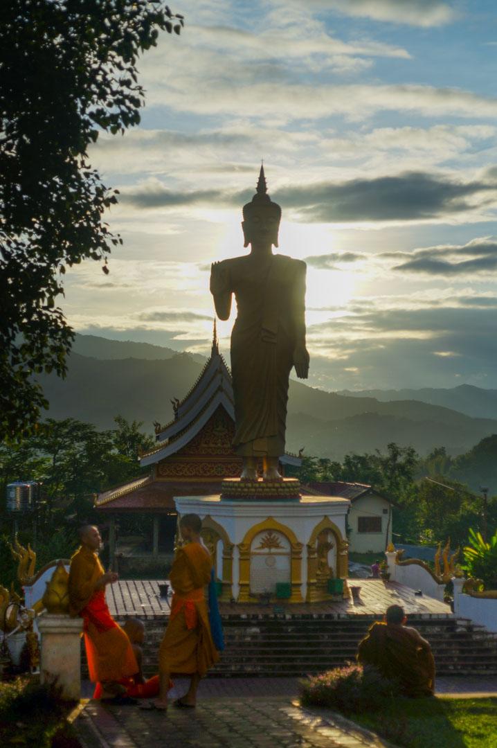 Udomxai Buddha
