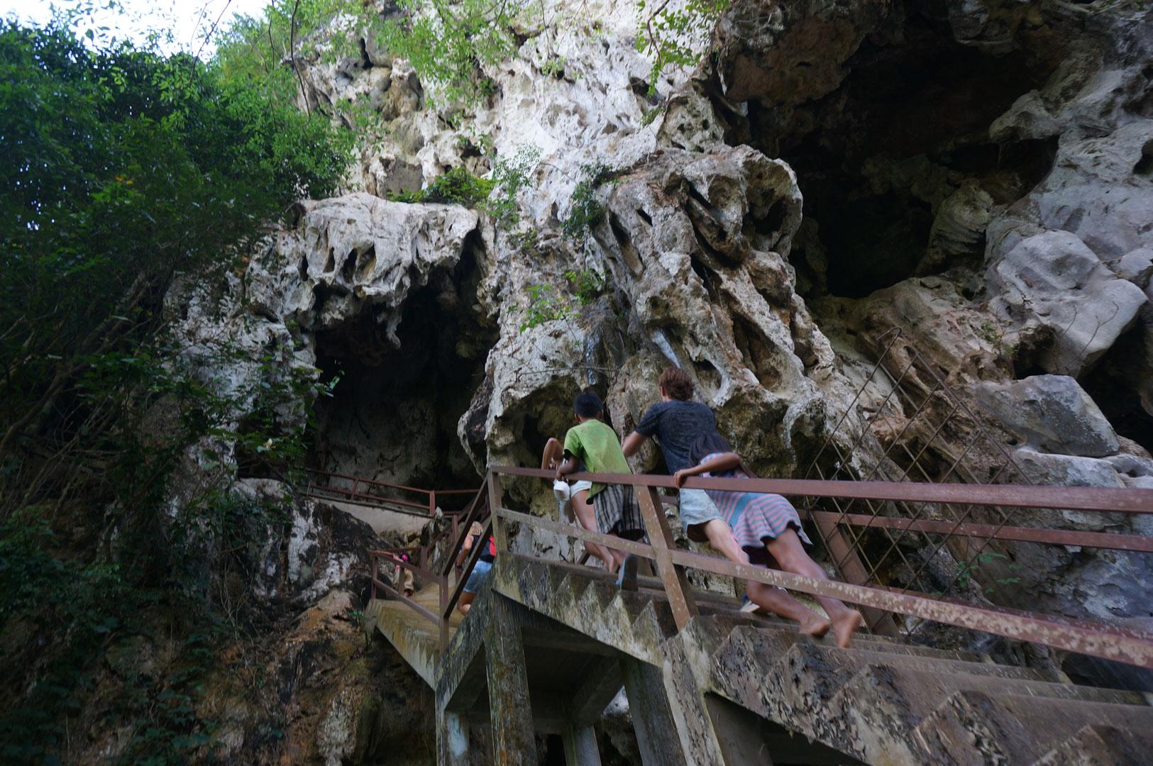 Nuang Khiaw Höle / Cave