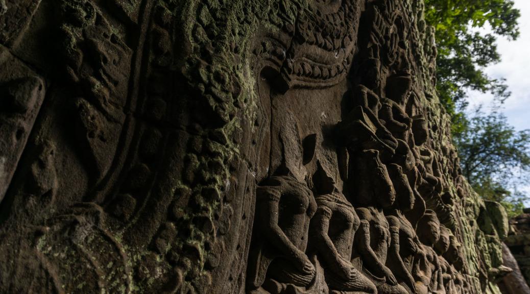 Siem Reap (Ankor)