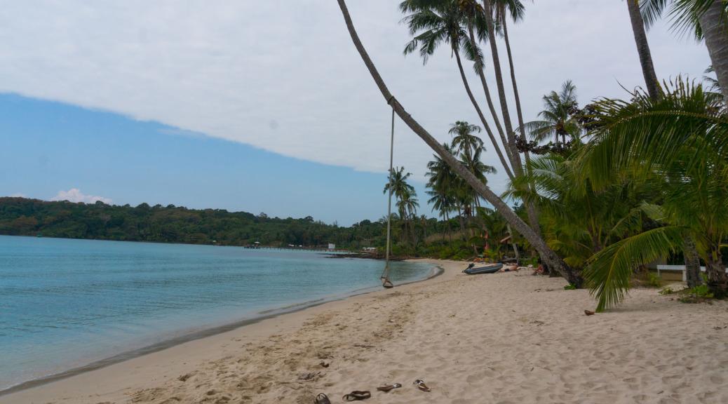 Koh Kood Bang Bao Beach