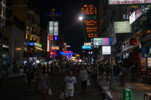 Kaosan Road BKK Bangkok