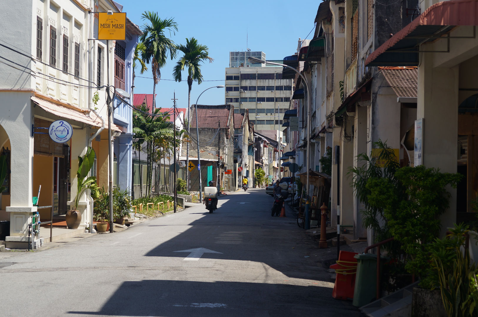 George Town Penang Love Lange