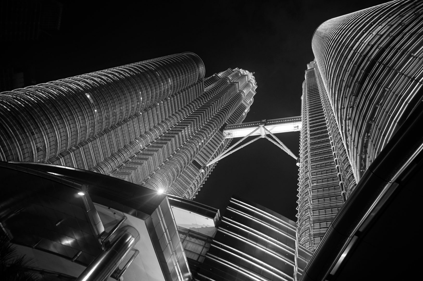 Petronas Black and White B&W