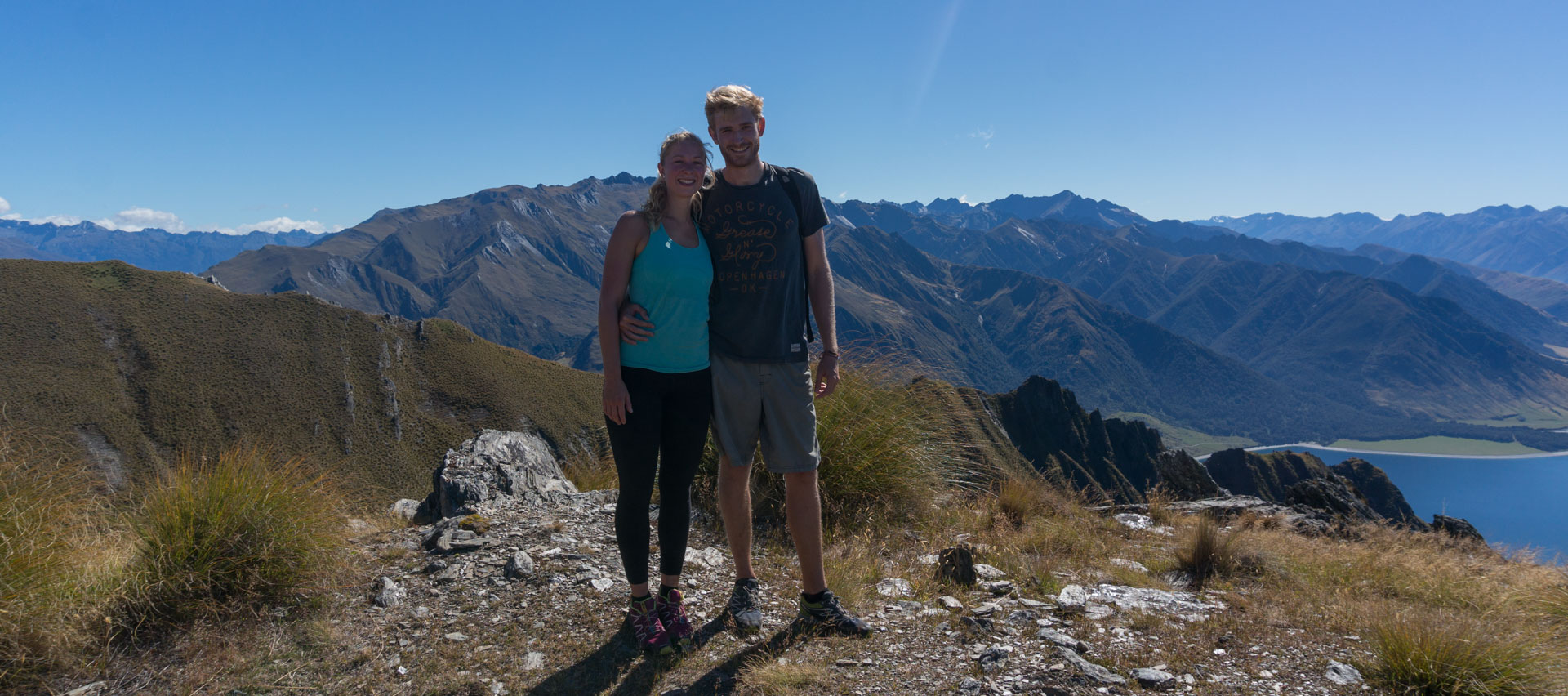 Isithmus Peak
