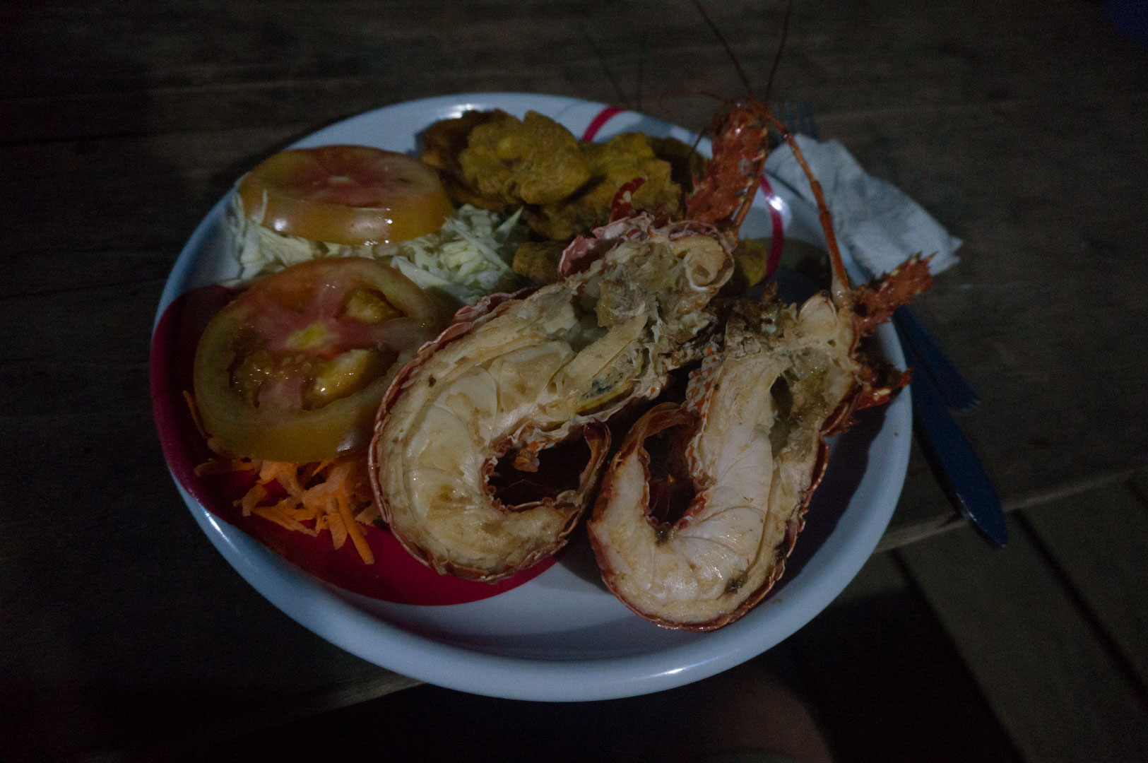 Alltägliches Essen