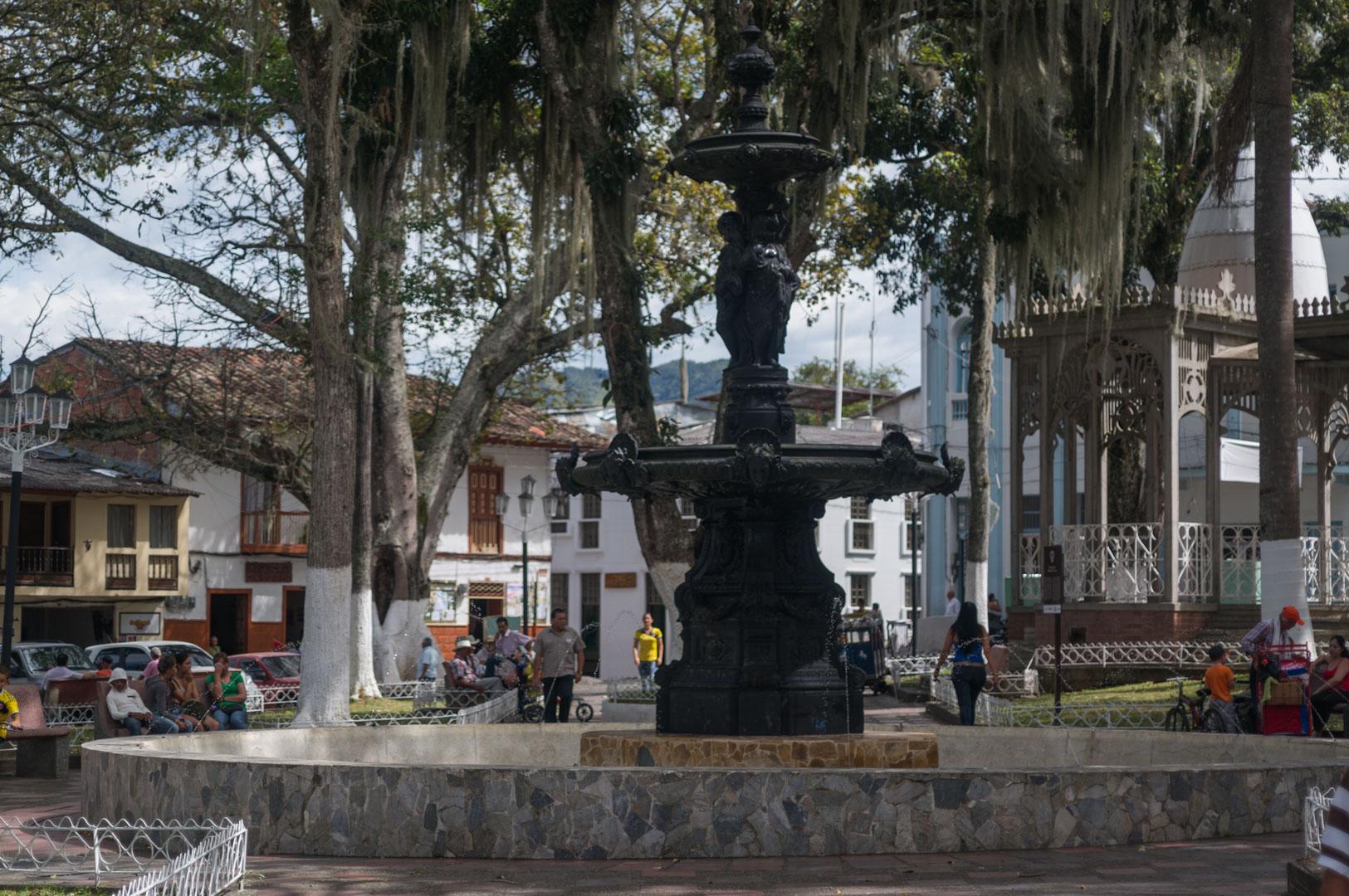 Salamina Central Parque