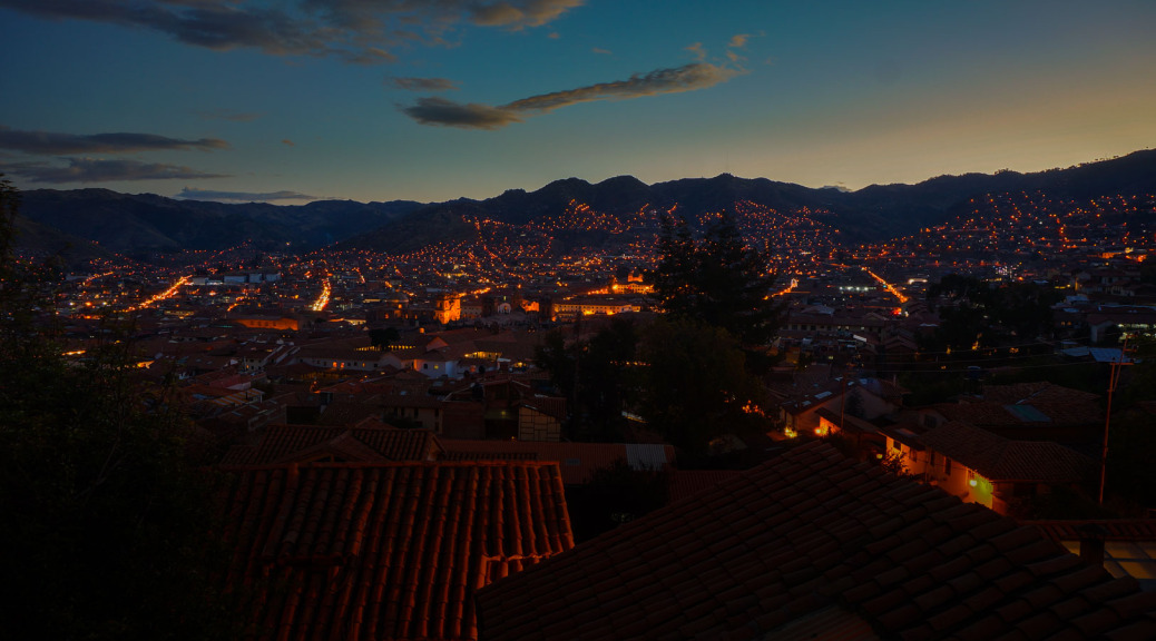 Cusco, Ollantaytambo und Matchu Picchu